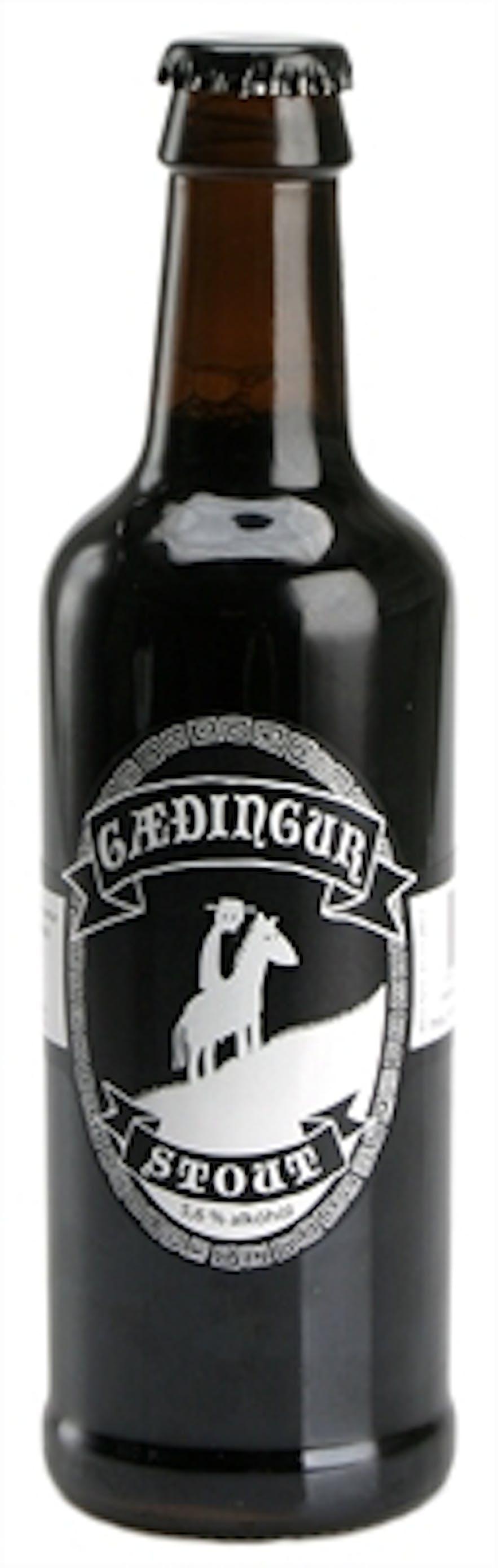 Gædingur Stout fights for the top spot