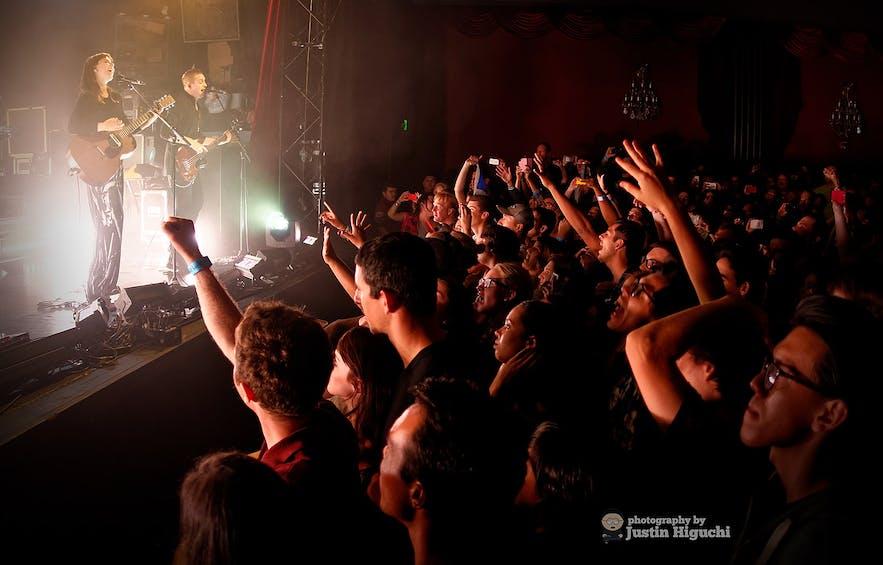 Of Monsters and Men formed in Reykjavik, Iceland, in 2010.