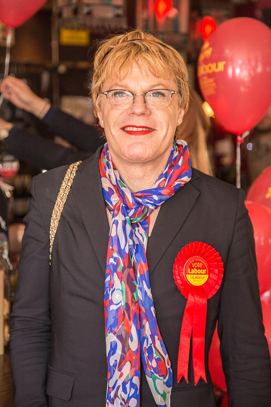 Eddie Izzard is a popular comedian who regularly comes to Iceland.