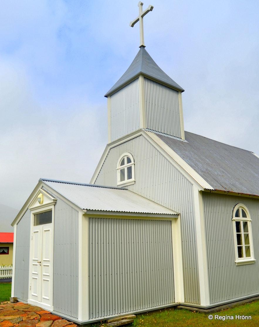 Bakkagerðiskirkja church Borgarfjörður-Eystri