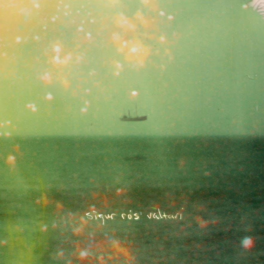 胜利玫瑰乐队《Valtari》专辑封面