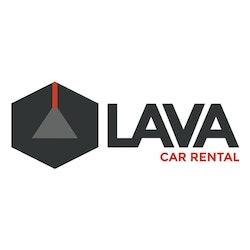 Lava Car Rental logo