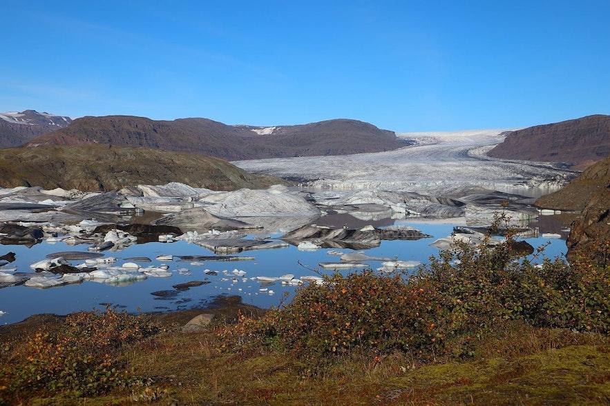 Secret Glaciers of Vatnajökull