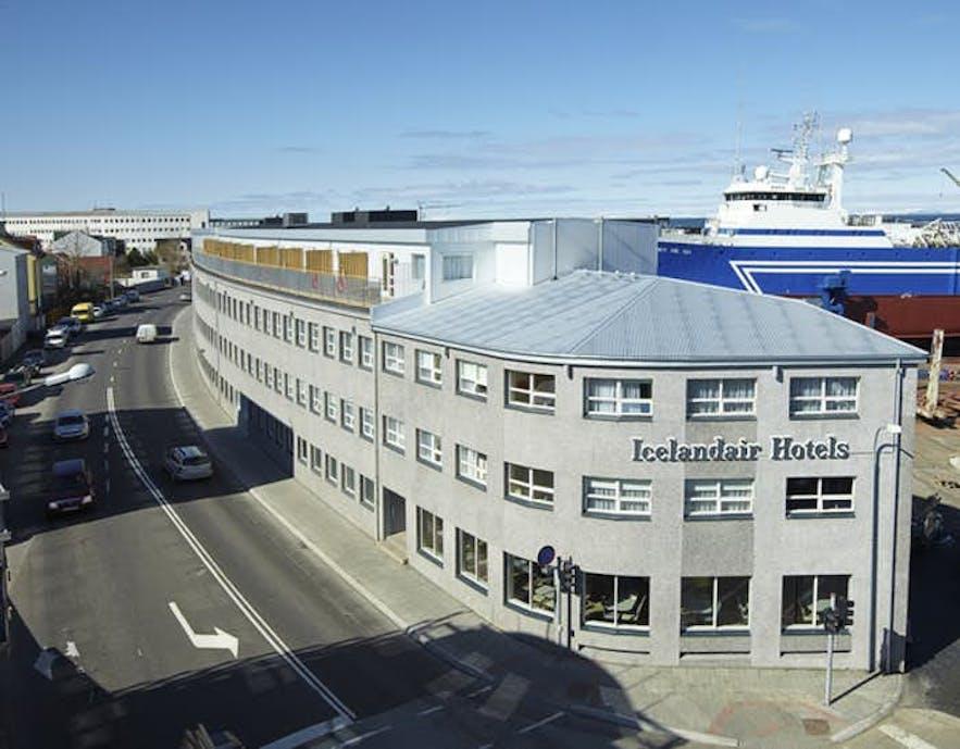 Icelandair Hotels为冰岛航空旗下酒店品牌
