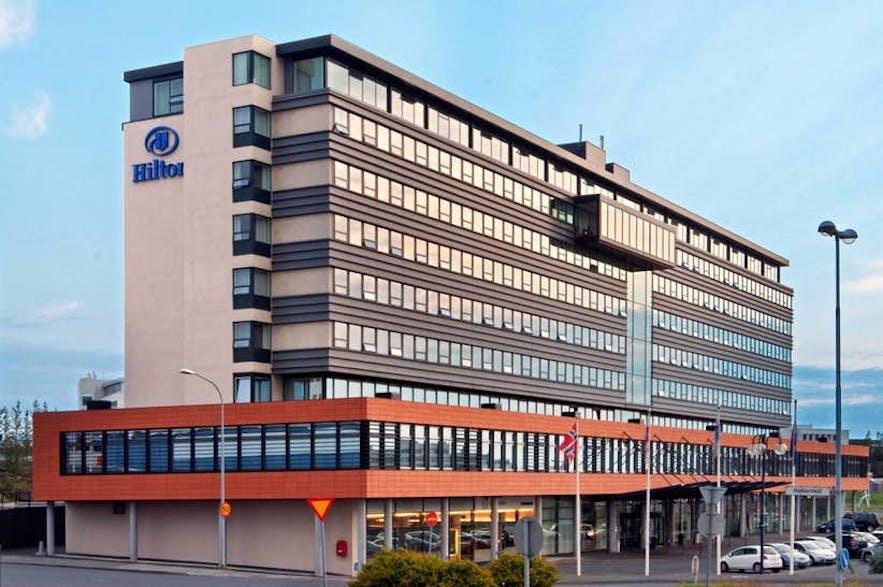希尔顿雷克雅未克诺帝卡酒店(The Hilton Reykjavík Nordica Hotel)是雷克雅未克最早的希尔顿酒店