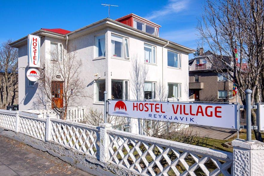 雷克雅未克村旅馆(Reykjavik Hostel Village)可满足各类预算需求