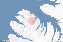 Þjófatindar山