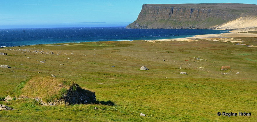 A Visit to Kollsvík Cove in the Westfjords - the smallest Settlement in Iceland