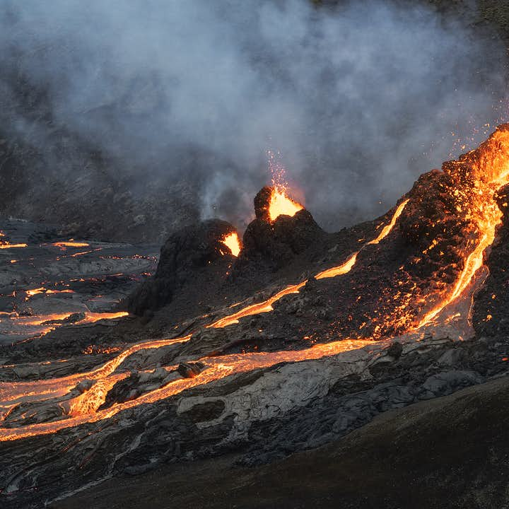 5-Hour Trip to Fagradalsfjall Volcano | Witness a Volcanic Eruption in Iceland
