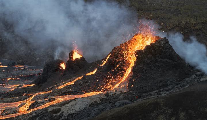 5-stündige Tour zum Vulkan Fagradalsfjall | Erleben Sie einen Vulkanausbruch in Island