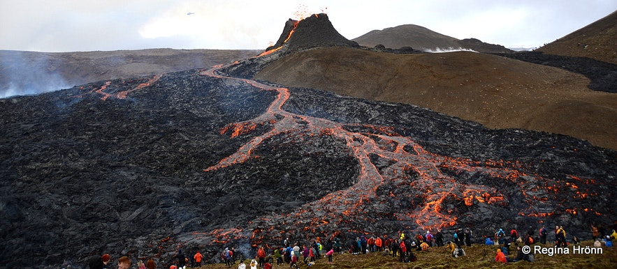 Geldingadalir volcanic eruption