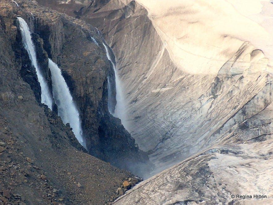 Drangajökull glacier Westfjords