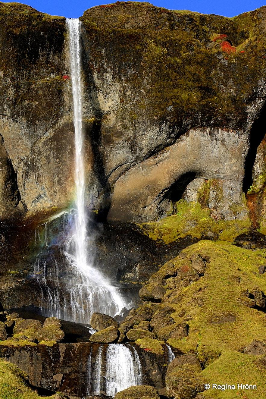 Foss á Síðu waterfall South-Iceland
