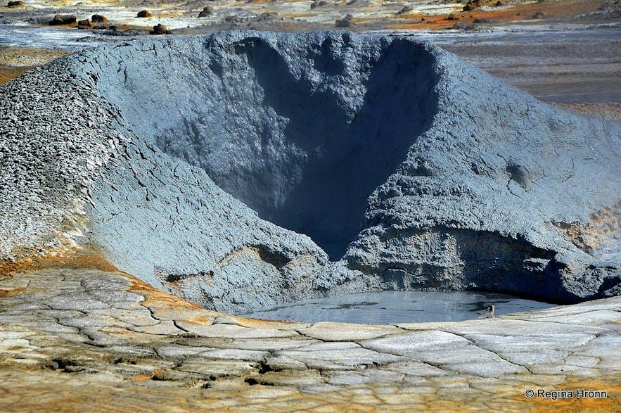 Hverarönd geothermal area north-iceland