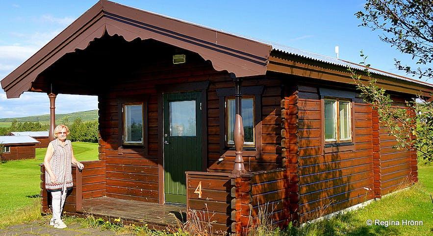 Hellishólar cottages Fljótshlíð South-Iceland
