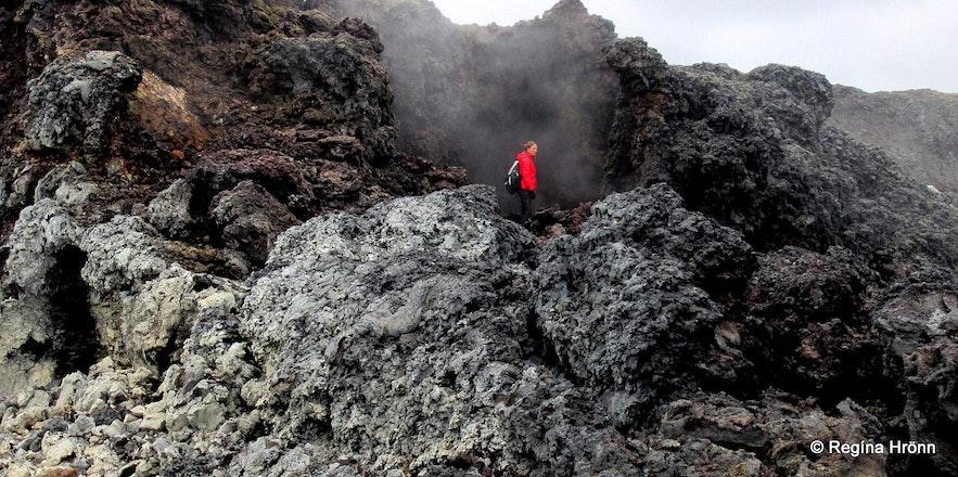 Leirhnjúkur in North-Iceland