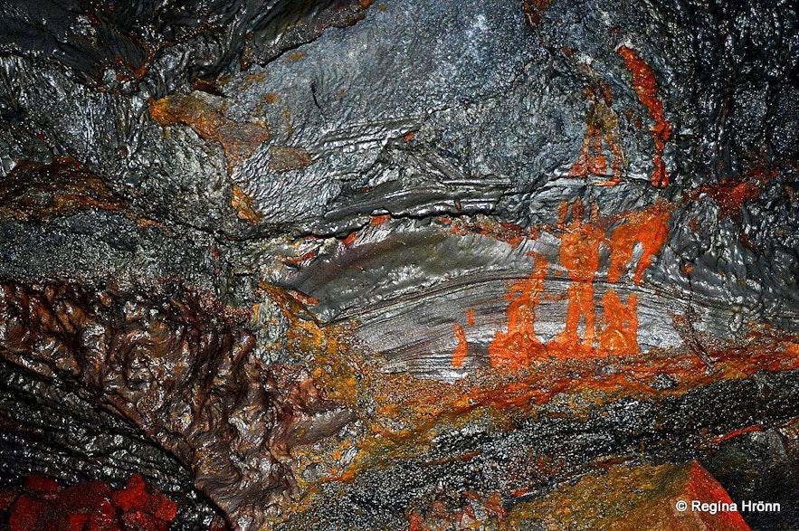 Raufarhólshellir lava cave