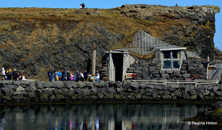 Skessan í Hellinum in Keflavík SW-Iceland