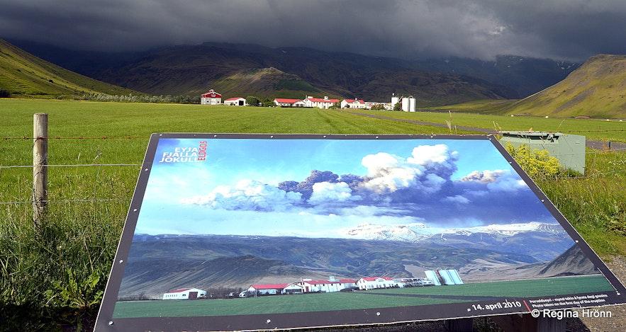 Þorvaldseyri farm South-Iceland