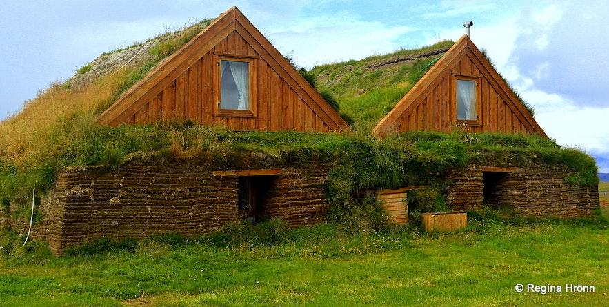 Fjalladýrð lodging at Möðrudalur