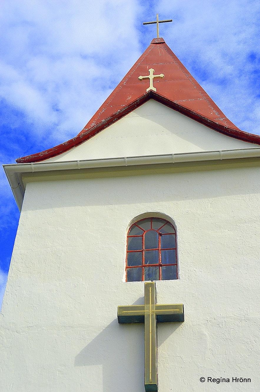 Ingjaldshólskirkja church Snæfellsnes
