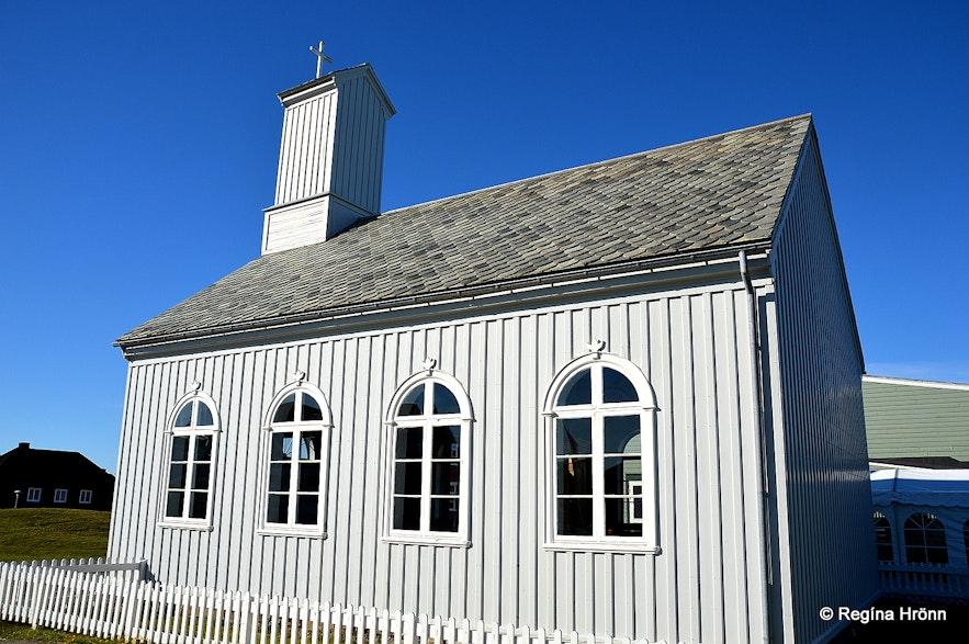 Stykkishólmskirkja church - the older one