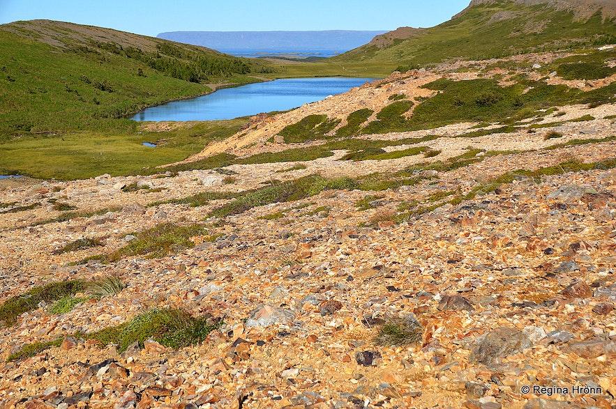 Mt. Drápuhlíðarfjall Snæfellsnes West-Iceland