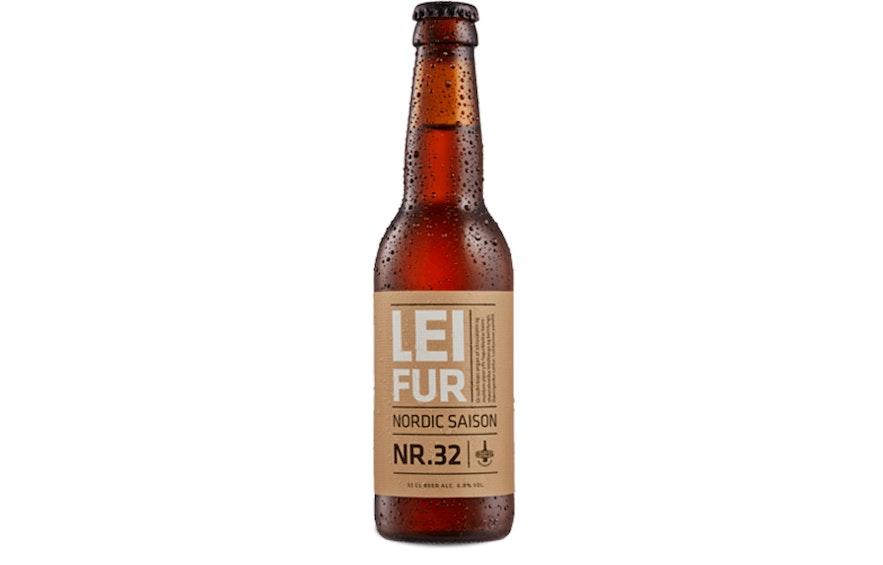 Leifur Nr 32 is a great beverage.