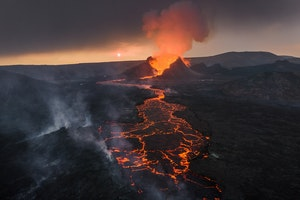 Volcano Tours in Iceland