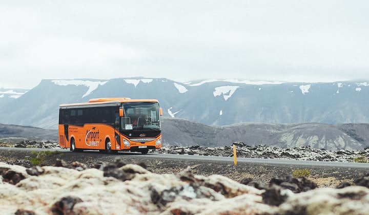 Airport Direct Transfer from Keflavik Airport to Your Accommodation in Reykjavik
