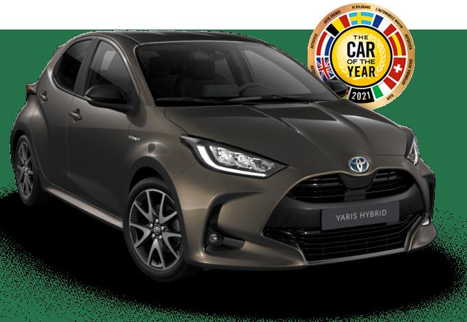 Toyota Yaris Hybrid - FREE Extra driver - 2021