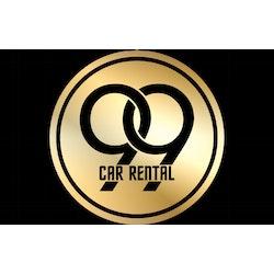 99 Car Rental logo
