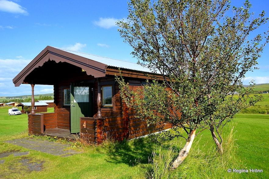 Hellishólar cottages