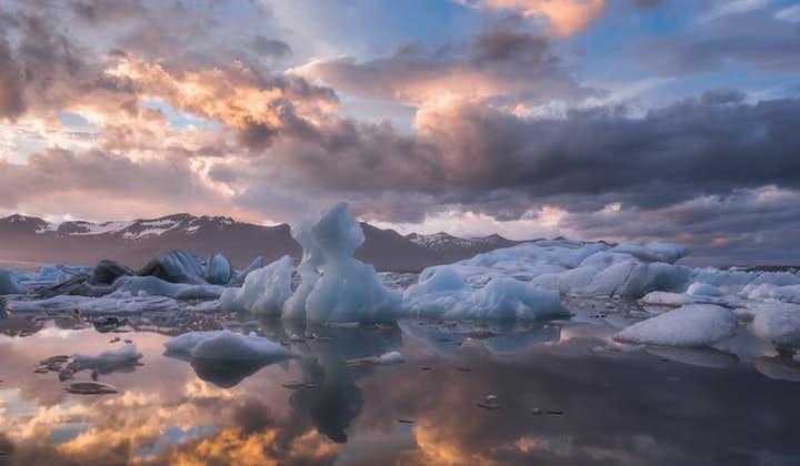 Jokulsarlon is a magnificent glacier lagoon.