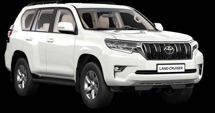 Toyota Land Cruiser 150 4x4 2019 - 2021