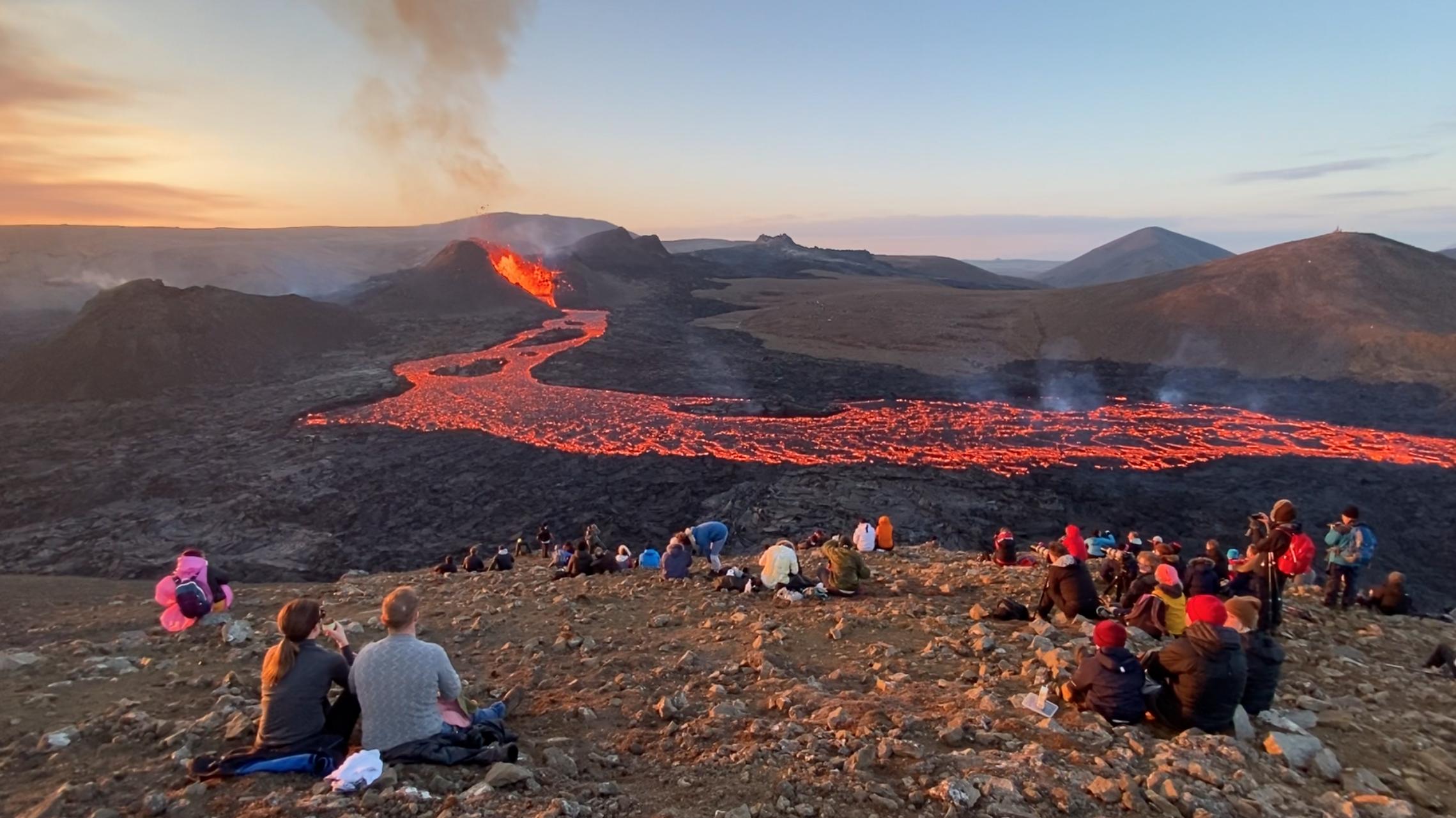 Kirkjufell is de meest gefotografeerde berg in IJsland.