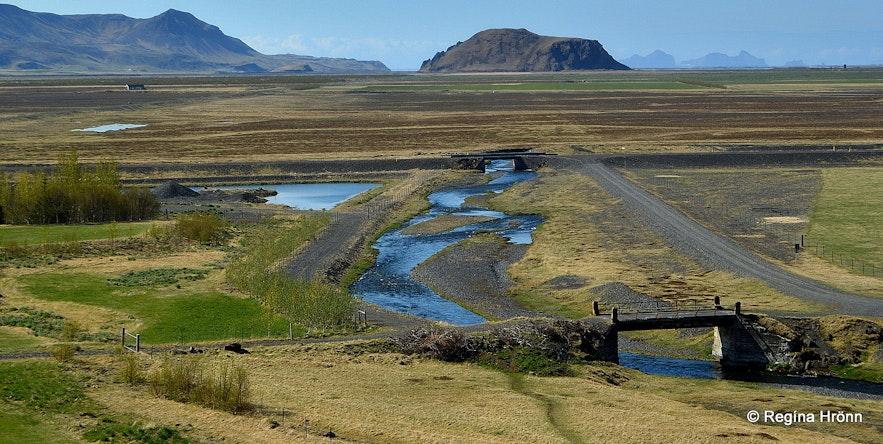 Fljótshlíð South-Iceland