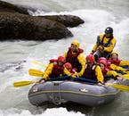 Fear not, your guide will take you step by step through the river rafting process.