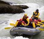 N'ayez crainte, votre guide vous guidera étape par étape dans l'activité du rafting.