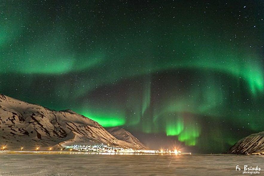 Shoot in Siglufjörður