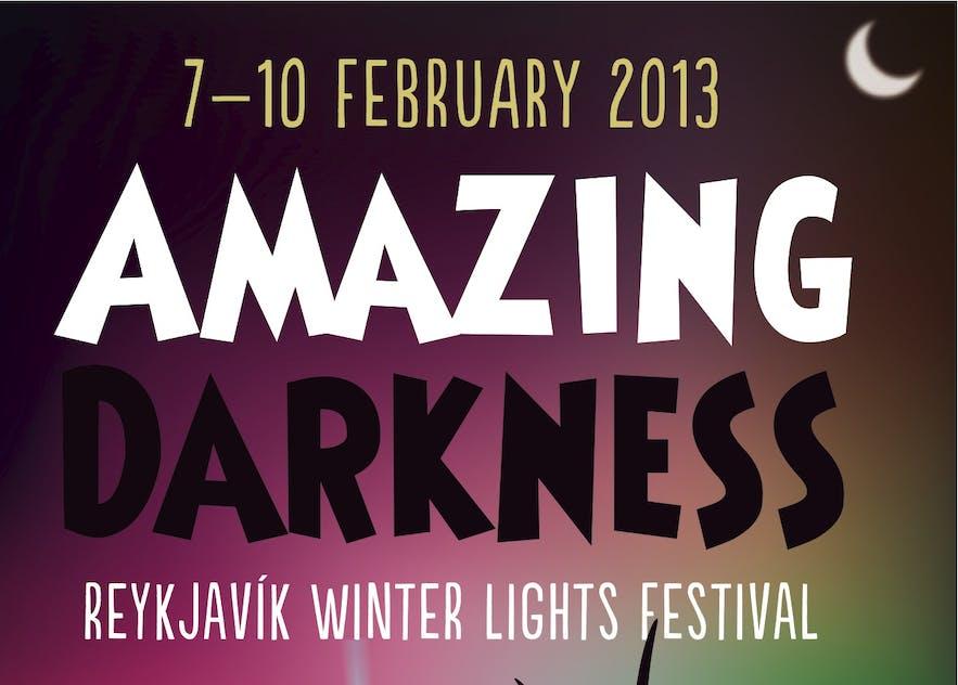 Reykjavík Winter Lights Festival 2013