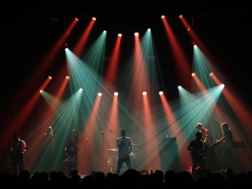 Sonar Reykjavik Review: Friday