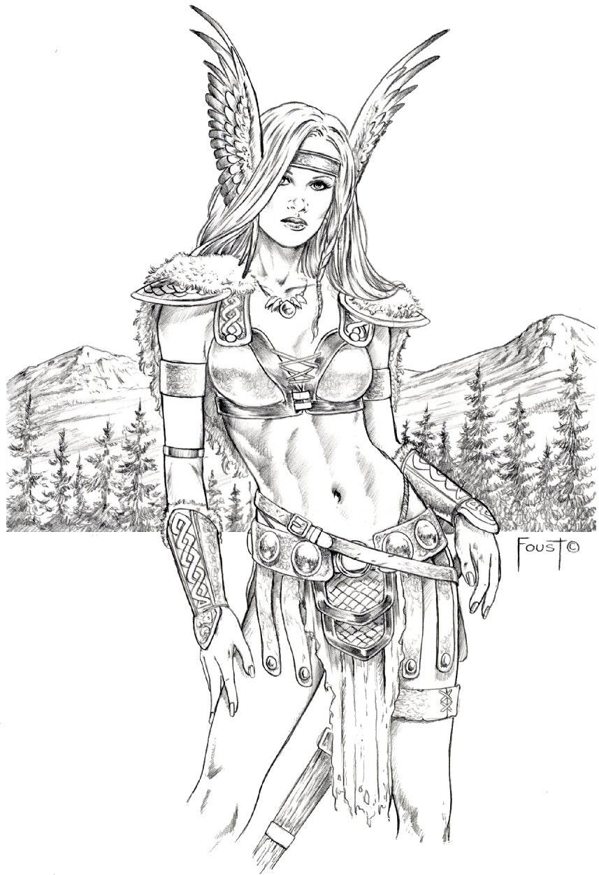 Northern mythology: the Scandinavian gods and their origins 14