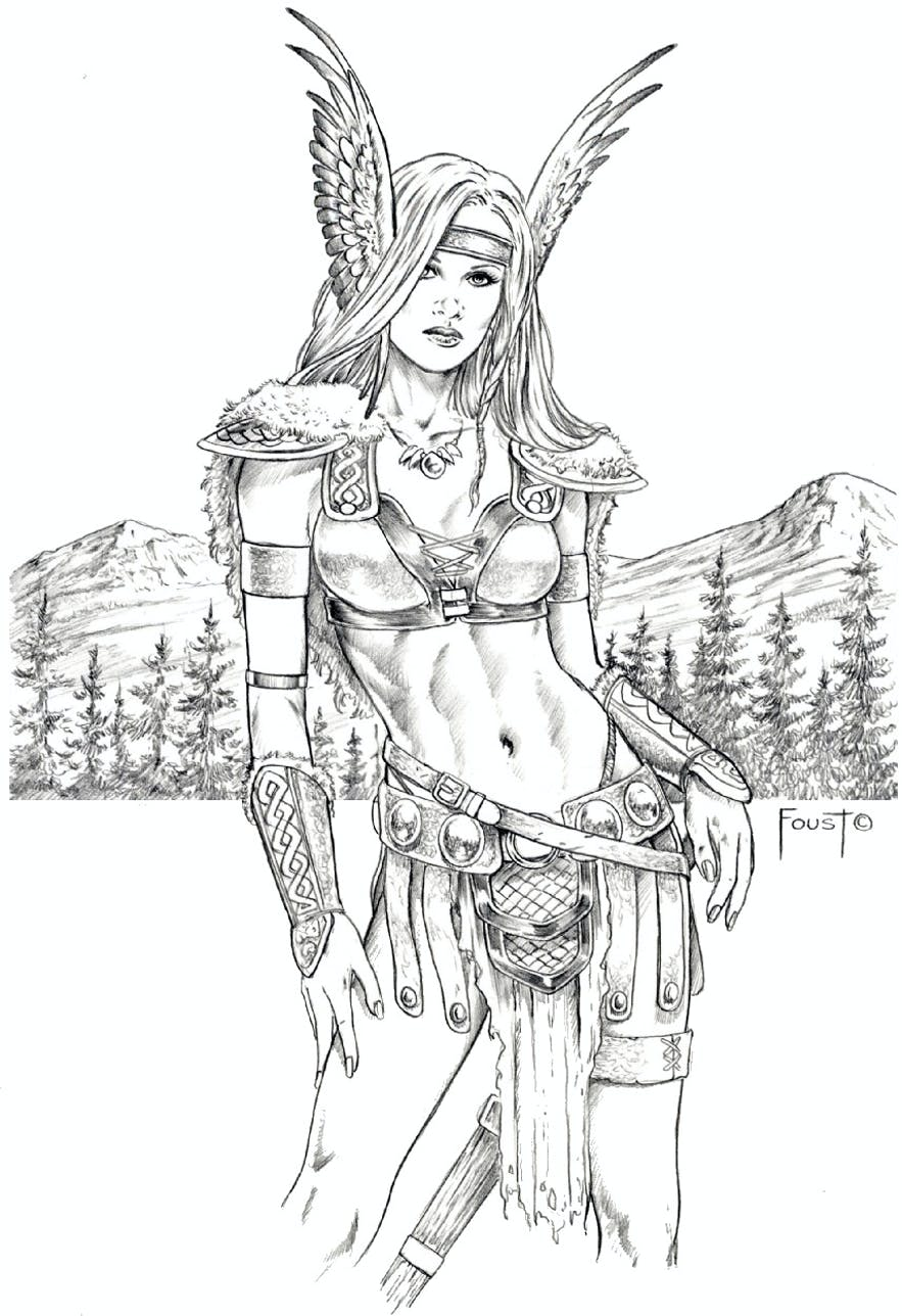 Norse Mythology, Gods and Goddesses