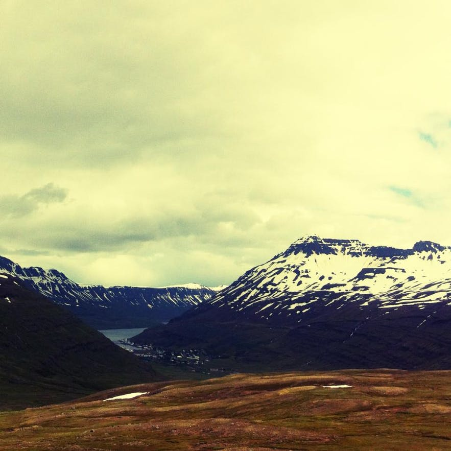 Seyðisfjörður - the most beautiful place in Iceland