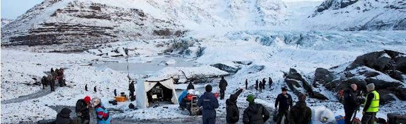 Blockbuster Filme in Island