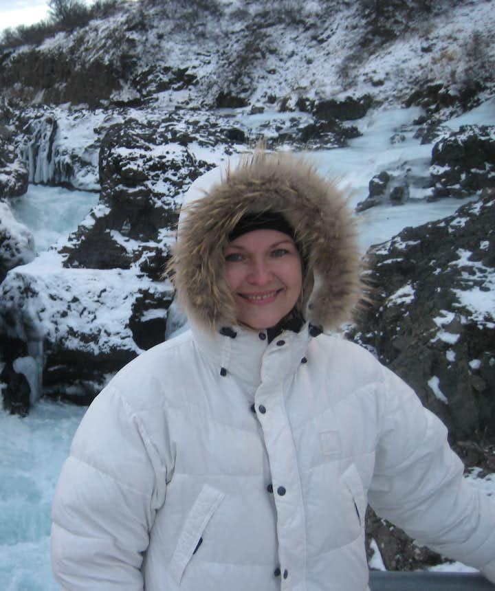 Hraunfossar / Lava Waterfalls