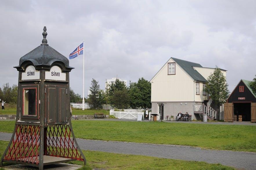 A Photographic Walk in Árbær Folk Museum