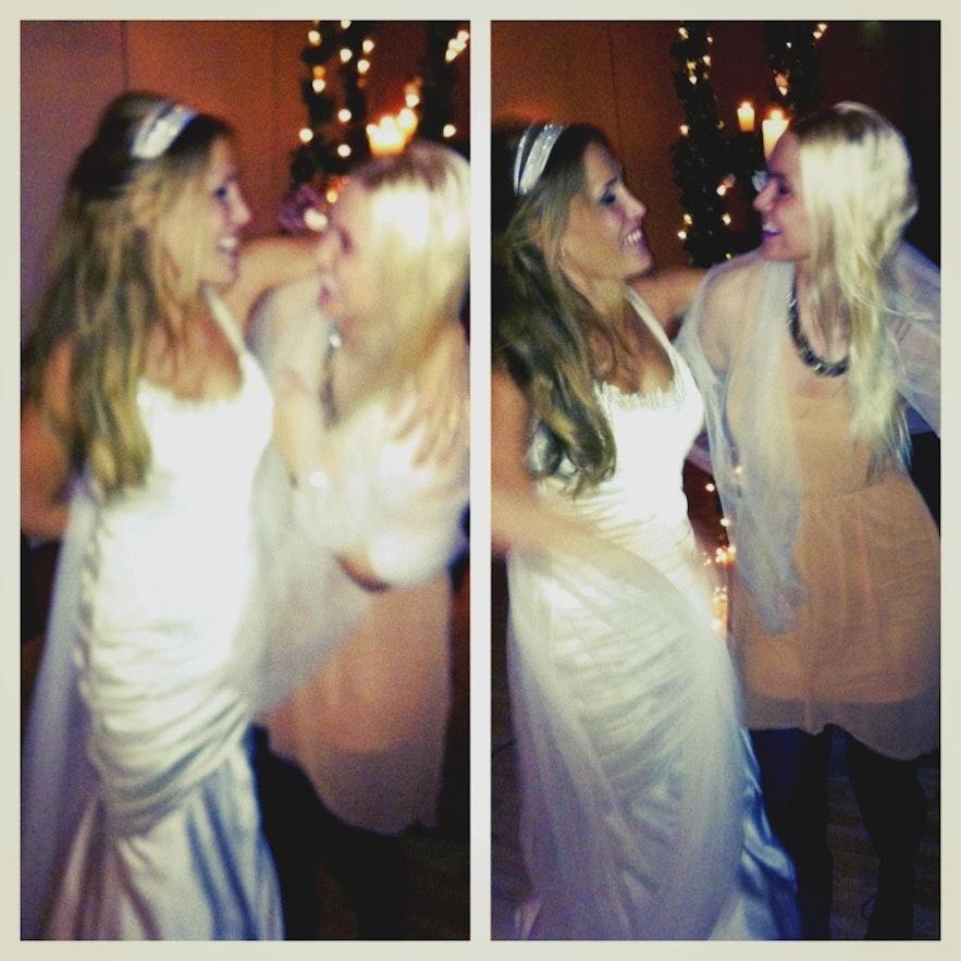 Jingle bells - wedding bells