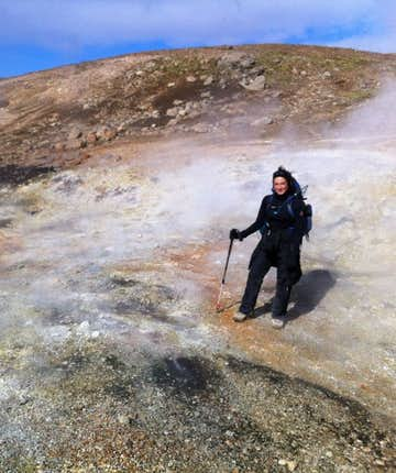 save your hiking gear for the highlands, not Laugavegur